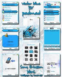 Vector Blue - Yari u100 + menu