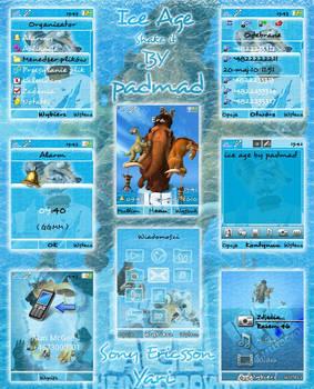 Ice Age - Yari U100 + menu
