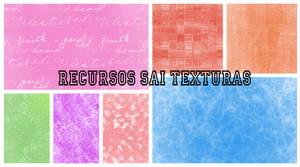 TEXTURAS SAI by Recursos-SAI