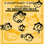 HandMade Cutie Brushes