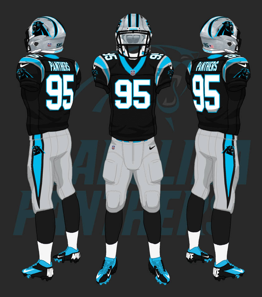 new carolina panthers jersey