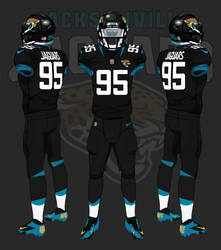 c223767a2e6 Pittsburgh Steelers alternate uniform :iconcoachfieldsofnola:  CoachFieldsOfNOLA 2 0 Jacksonville Jaguars uniforms by CoachFieldsOfNOLA