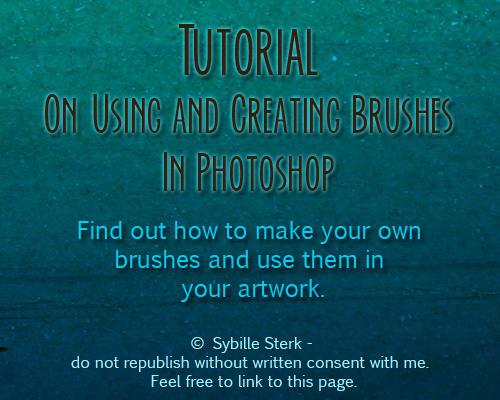 Photoshop Brushes - Tutorial