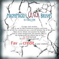 MM Crack Brush Set for PS