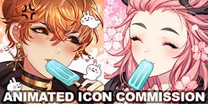 Icon commission batch 17