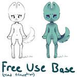 Wolf Base Free 2 USE (Read discription)