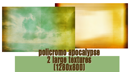 apocalypse large by policromo