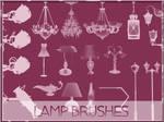 Lamp Brushes