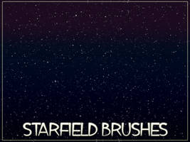 Starfield Brushes.. by arca-stock