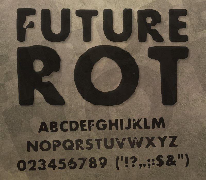 Future Rot by bratpop
