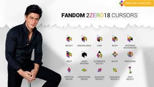 Fandom 2ZERO18 Cursors (Animated)