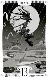13. Death by egypturnash