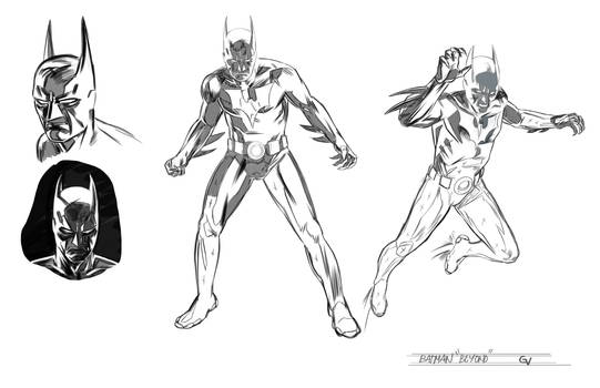 Batman Sheet