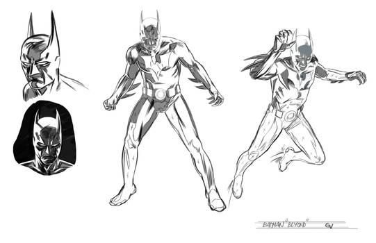 Batman Sheet