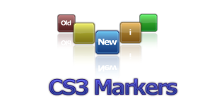 CS3 Markers by jimmy-tm