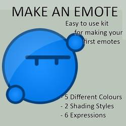 Make an Emote by jimmy-tm