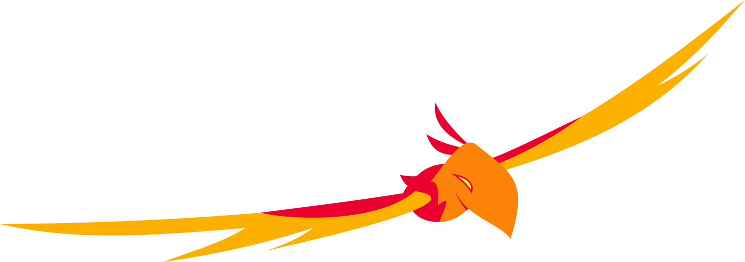 Phenix chasing Spike 2 by imageconstructor