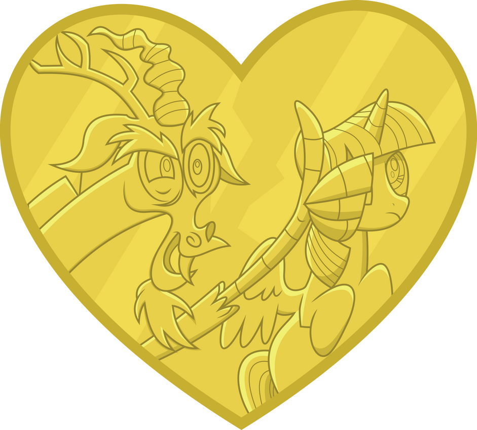 Discord's Friendship Amulet by imageconstructor