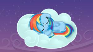 Sweet dreams, little pony