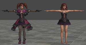 SCVI Amy Default XPS Model by Chrissy-Tee