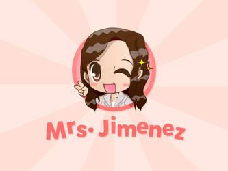 Mrs. Jimenez class logo