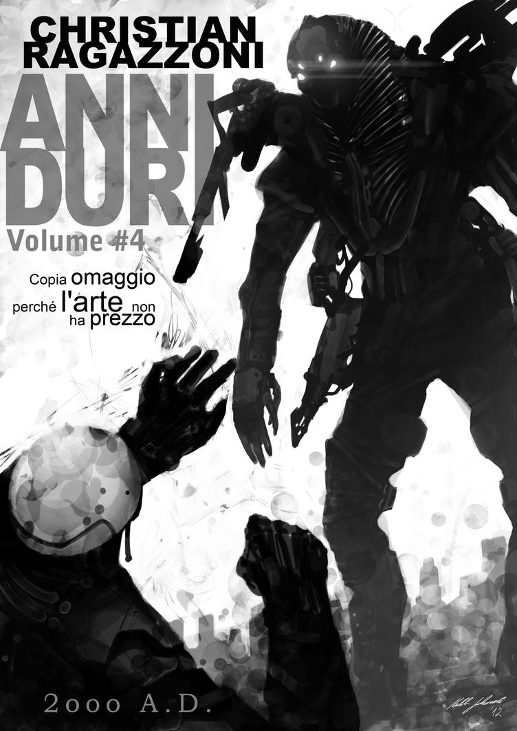2000AnniDuri Volume4 by ChristianRagazzoni