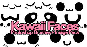 KAWAii FACE BRUSHES