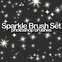 sparkle brush by xlilbabydragonx