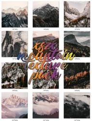 subZERO Texture Pack #06 (Mountains Edition) by xszx