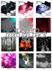 subZERO Texture Pack #06 by xszx