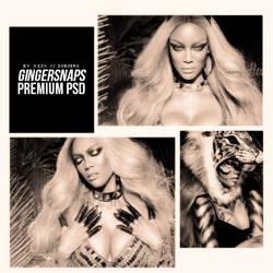 subZERO Premium PSD Coloring #01 - Gingersnaps by xszx