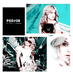 subZERO PSD Coloring #08 by xszx