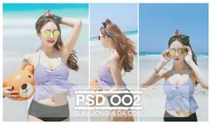[PSD] 002 by slay-jongin