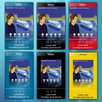 slimCARD for CD Art Display