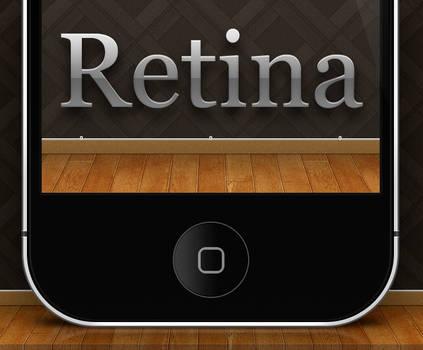 Pwrd Retina