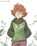 Voltron hoodies: Pidge [GIF]