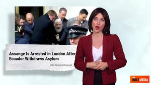 Honest Government Ad: Julian Assange
