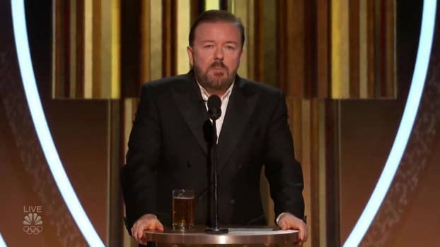 Ricky Gervais Tells Ruling Class To Fuck Off