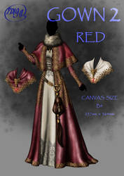 GOWN 2 RED Parts