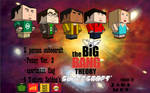 The Big Bang Theory cubeecraft PAC