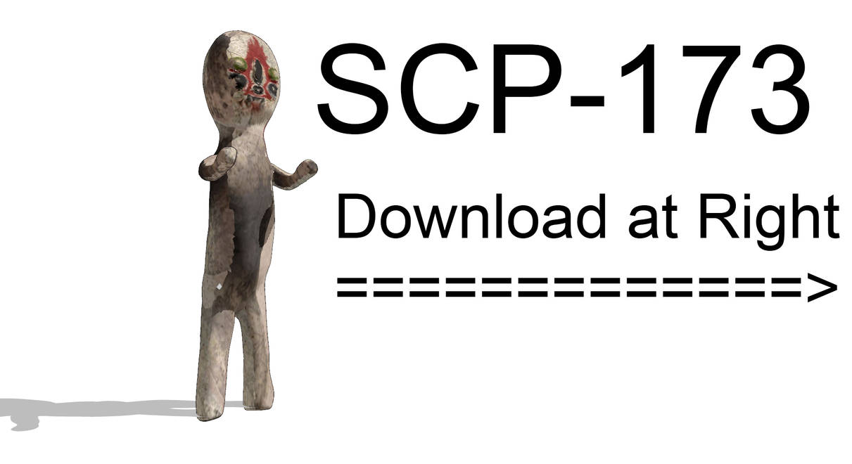 MMD] SCP-173 Download by kingchaos622 on DeviantArt