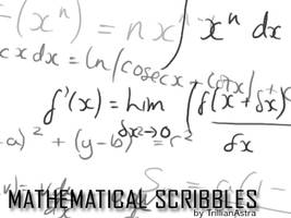 Mathematical Scribbles