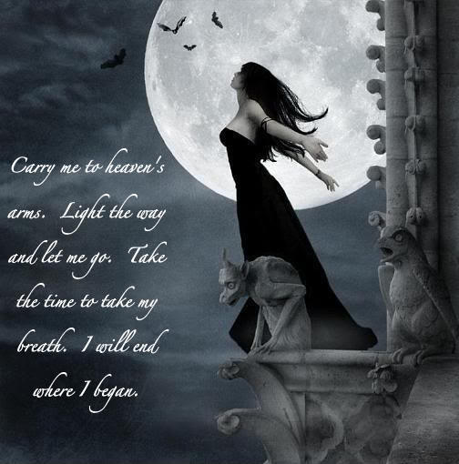 Goth Love Quotes For Her. QuotesGram