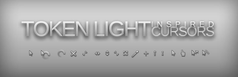 token light inspired cursors by outofashion