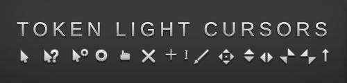 token light cursors