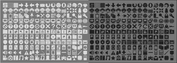 Simplify Icons