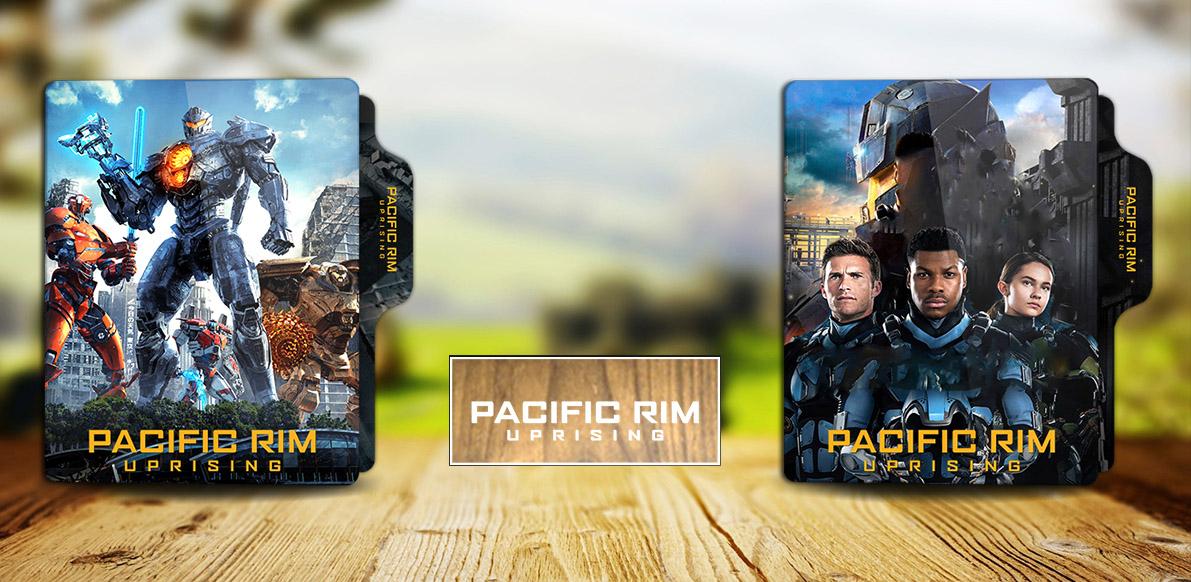 Pacific Rim Uprising 2018 Folder Icon By Rkomilan On Deviantart