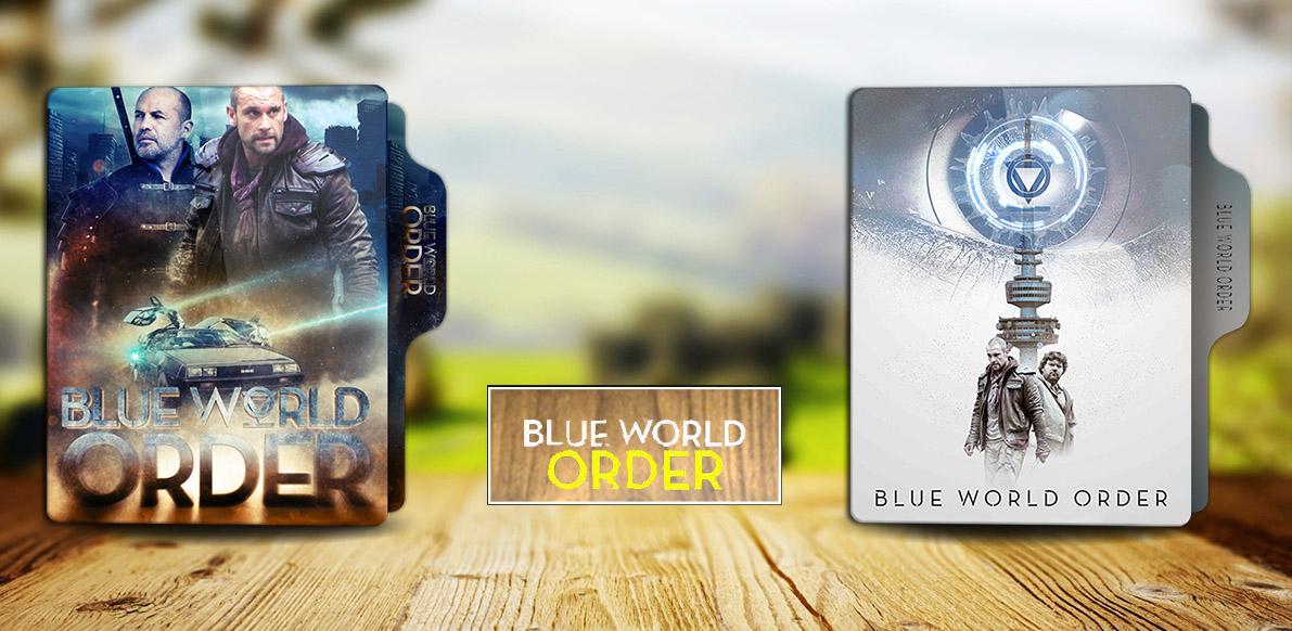 Blue World Order (2017) folder icon by RkoMilan on DeviantArt