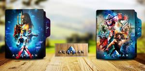 Aquaman (2018) folder icon