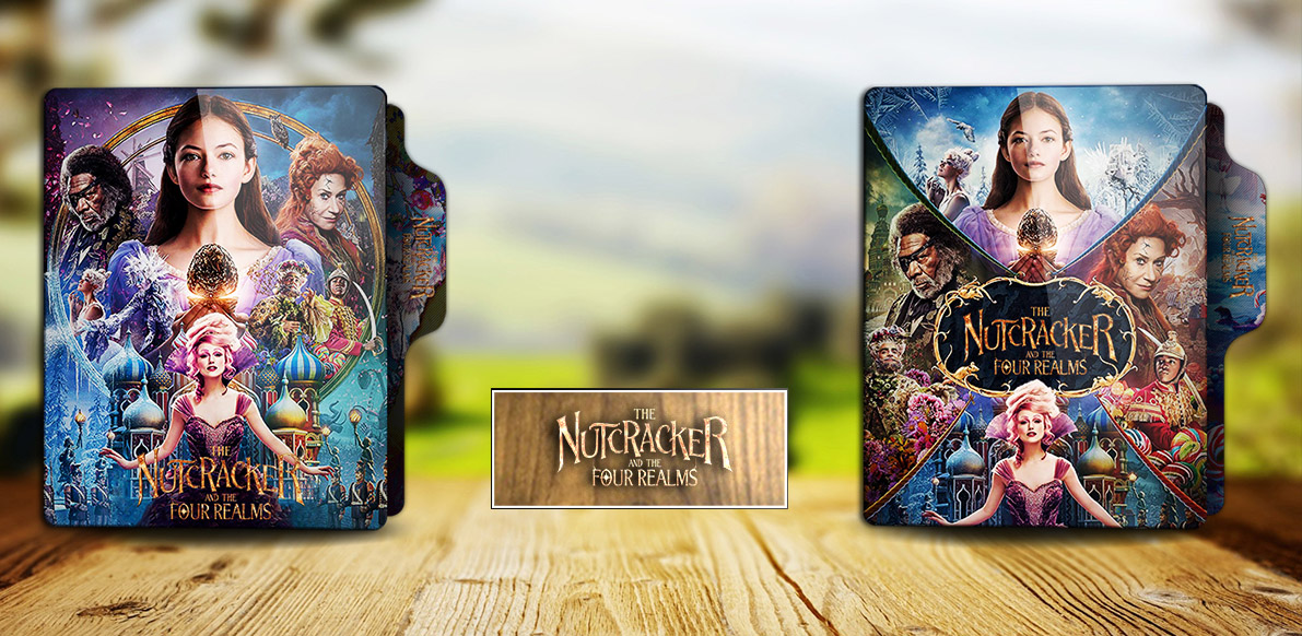 The Nutcracker And The Four Realms 2018 Folder I By Rkomilan On Deviantart